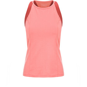 super.natural Round Neck Top Women, georgia peach/tandori